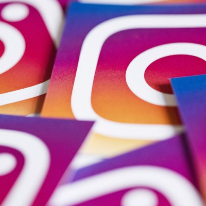 header article instagram