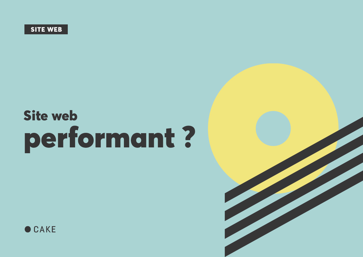 Site web performant